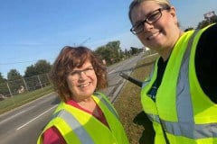 Adopt-A-Highway Sept. 2020